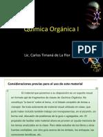 Química Orgánica I