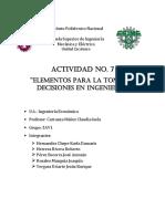 Actividad 7. Final
