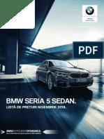 Bmw Seria5 Sedan