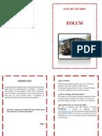 Manual de Usuari Solar Parking