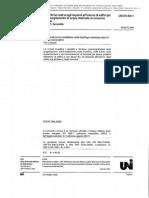 UNI en 806-1 2008 Impianti Idropotabili Generalità
