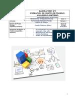 Laboratorio 1 - Diseño de Proyectos de Innovación