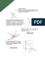 Guía 01 Estatica de Partículas 2d