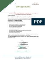 3. Carta Garantia
