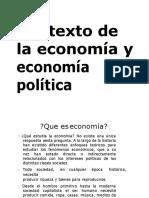 economia y sus partes