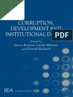 Corruption-Development-and-Institutional-Design-International-Economic-Association-Conference-Volume-No-145-.pdf