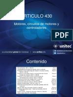 Articulo 430 NEC