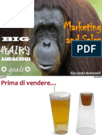 tecniche di vendita  marketing