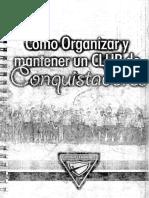Cómo organizar y mantener un Club de Conquistadores.pdf