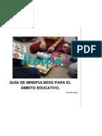 Guia de Mindfulness en El Ambito Educativo