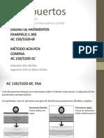 AEROPUERTOS - DISEÑO DE PAVIMENTOS