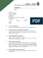 Planilla CV Normalizado FaHCE UNLP