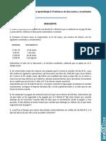 Actividad de aprendizaje 3. Problemas de descuento y anualidades..pdf