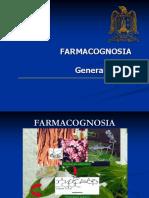 Farmacognosia generalidades UASLP