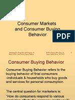 Consumer Buying Behaviour Kotler Pptt