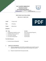 MINIT MESYUARAT KELAB HOKI BIL 1 2019.docx