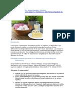 Alergias e Intolerancias Alimentarias Http
