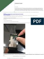 How to Openline (Unlock) and Debrand Huawei e5573cs-933 (Globe)