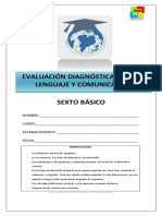 Evaluación PME Intermedia 7 Basico