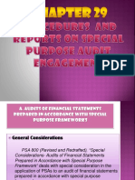 Chapter 29 Procedures and Reports on special Purpose Audit Engagements .pptx