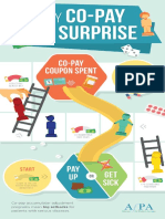 The ugly co-pay surprise  infographics