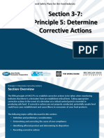 SCM 15 Section 3-7 HACCP Principle 5-Corrective Actions 6-2012-English