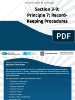 SCM 17 Section 3-9 HACCP Principle 7-Record-Keeping Procedures 6-2012-English