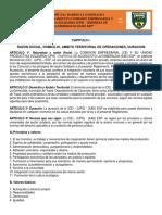 JUNTA DE ACCION COMUNAL BARRIO LA ESMERALDA REGLAMENTO DE FUNCIONAMIENTO COMISION DE SERVICIOS PUBLICOS Y SU EMPRESA SOLIDARIA DE ACUEDUCTO.docx