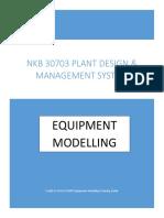 Pdms Equi Modelling