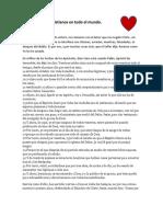 El AMOR de los Cristianos en todo el mundo.pdf