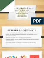 Carrera Profesional de Derecho Final