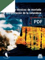 (Soler, Cobos, Pomar, Rodríguez & Vitaller) - Manual De Técnicas De Montaña E Interpretación De La Naturaleza - 1° Edición.pdf