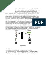 Arsitektur Dan Prinsip Kerja Mikrokontroler