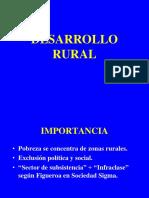 Clase 4 Desarrollo Rural