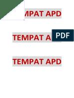 TEMPAT APD.docx