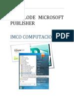 MODULO DE  MICROSOFT PUBLISHER - copia.pdf