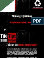 Sistema Modal Tito Tips