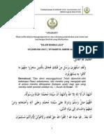 3001 Islam Dihina Lagi