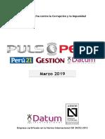 500-0119 - PULSO Marzo 2019 - Lavajato+Escolar+Venezuela