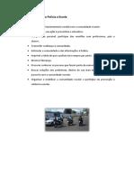 PCE Relacoes Entre Policia e Escola