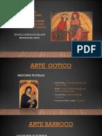 Rosalino Integradora Parte 2. Historia y Apreciacion Del Arte 2019