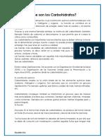 Que son los Carbohidratos.pdf
