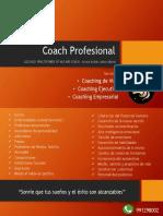 Coach Profesional TARJETAS