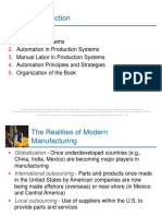 Automation in Production Systems - Gdlc