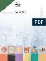 LK Priceguide2003