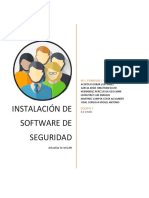 Software de Seguridad