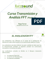 Analisis Fft