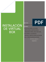 Virtual box 2.0