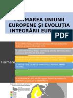 Formarea UE