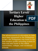 Tertiary Level